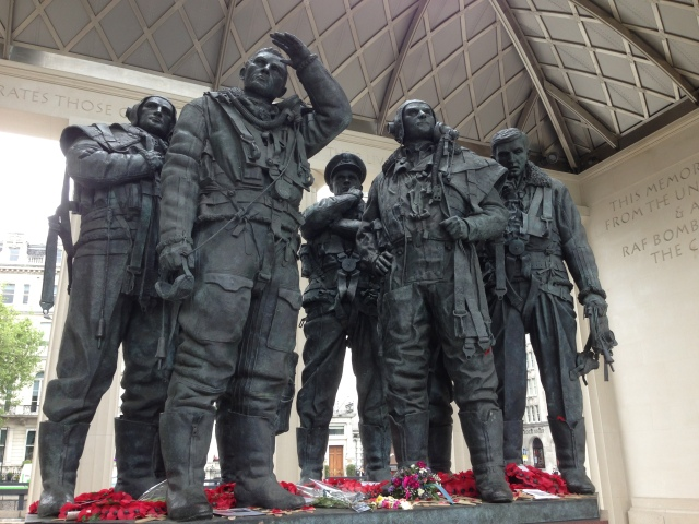Bomber Command Memorial, London