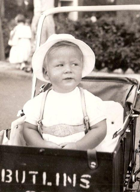 Butlins 1955