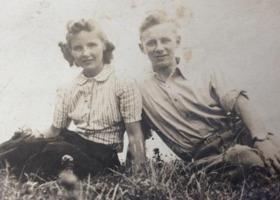 Rhoda & Frank