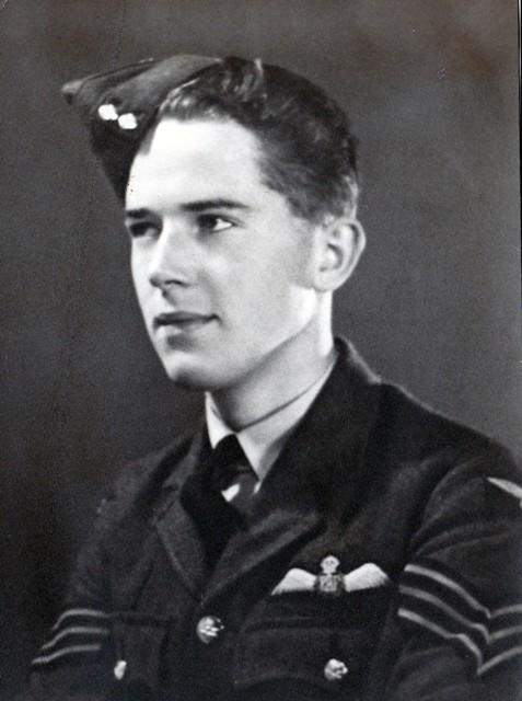 Peter Chapman RAF